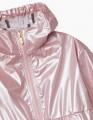 Купить светло-розовую ветровку BellBimbo с капюшоном